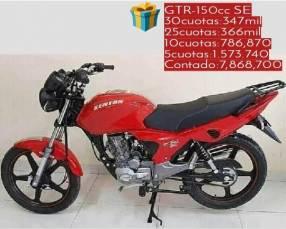 Moto Kenton GTR