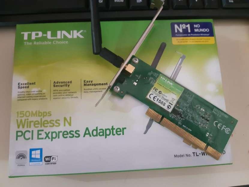 Adaptador wifi - 1