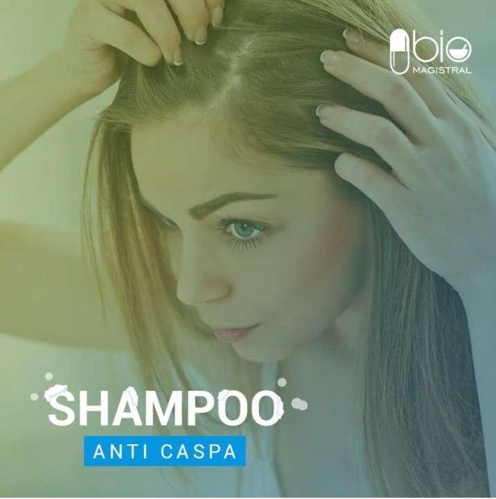 Shampoo anticaspa de 60 ml - 0