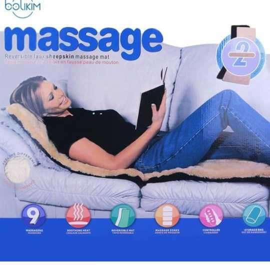 Tapete masajeador - 0