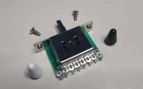 Switch/Interruptor de 3 posiciones para guitarra eléctrica