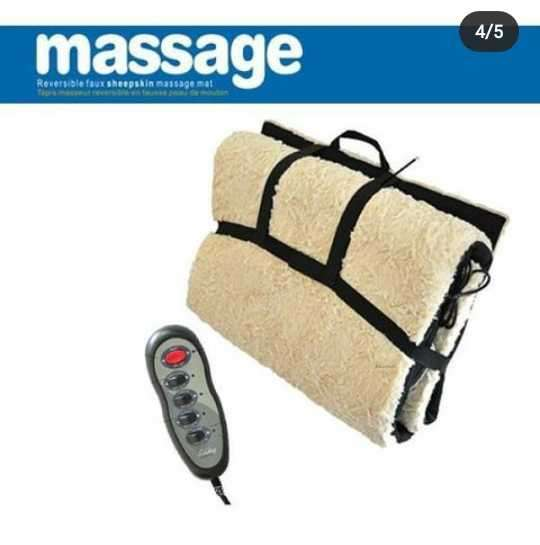 Tapete masajeador - 3
