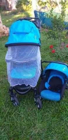 Carrito para bebé con baby seat - 1