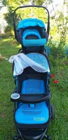 Carrito para bebé con baby seat - 2