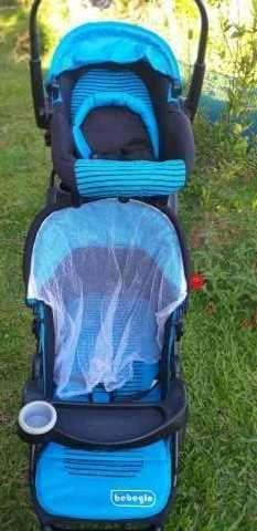 Carrito para bebé con baby seat - 3