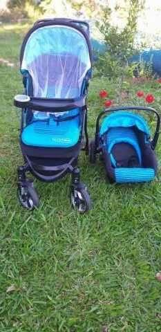 Carrito para bebé con baby seat - 4
