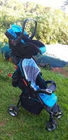 Carrito para bebé con baby seat - 5