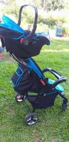 Carrito para bebé con baby seat - 6