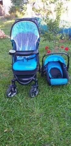 Carrito para bebé con baby seat - 8