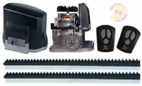 Instalaciones de motores para portones eléctrico basculante y corredizo