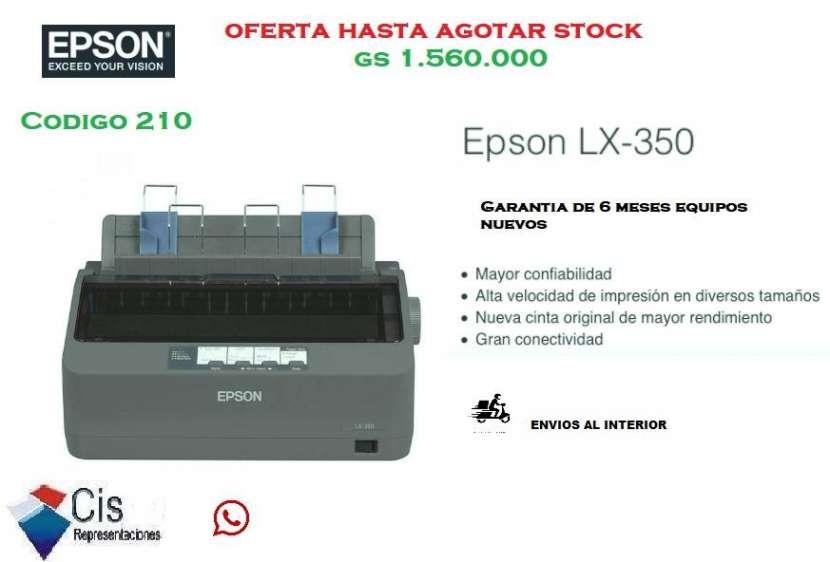 Impresora Epson LX- 350 - 0