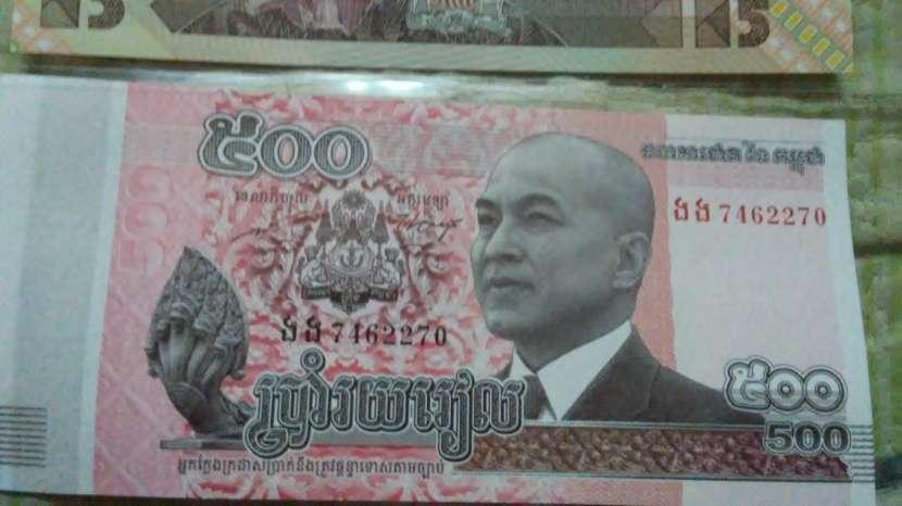Billetes del mundo - 0