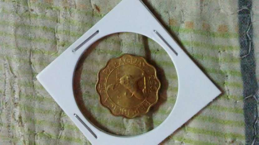 Monedas antiguas del Paraguay - 0