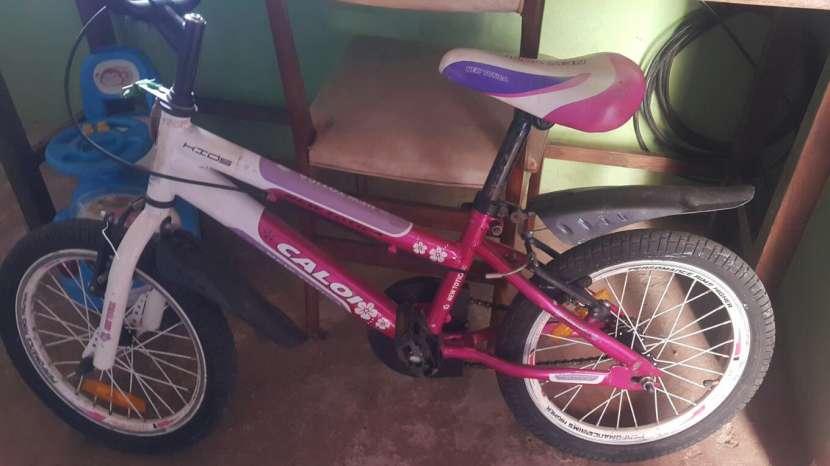Bicicleta Caloi New Totica aro 16 - 0