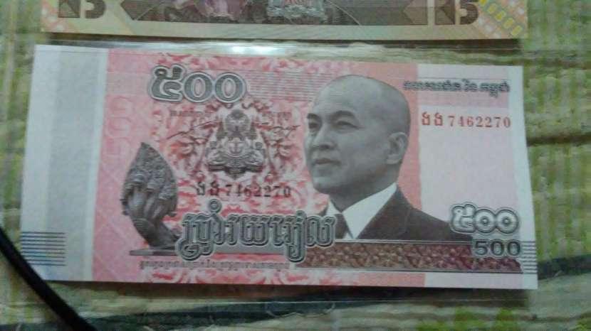 Billetes del mundo - 1