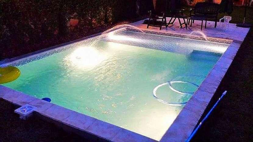 Construcción de piscinas - 1