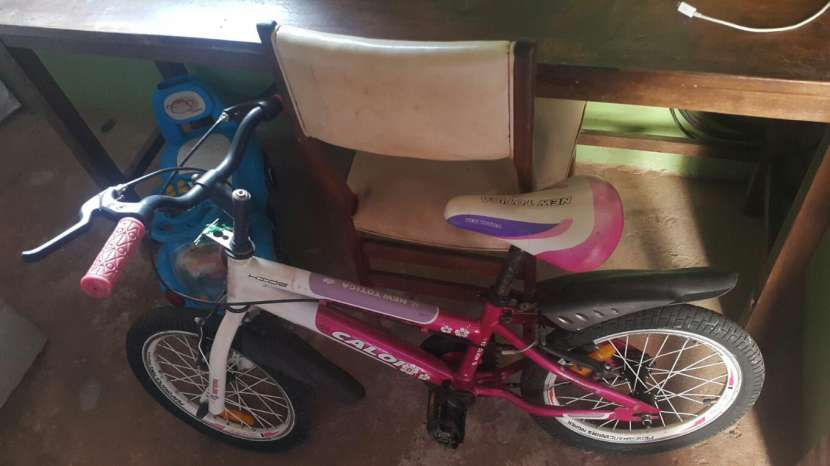 Bicicleta Caloi New Totica aro 16 - 1