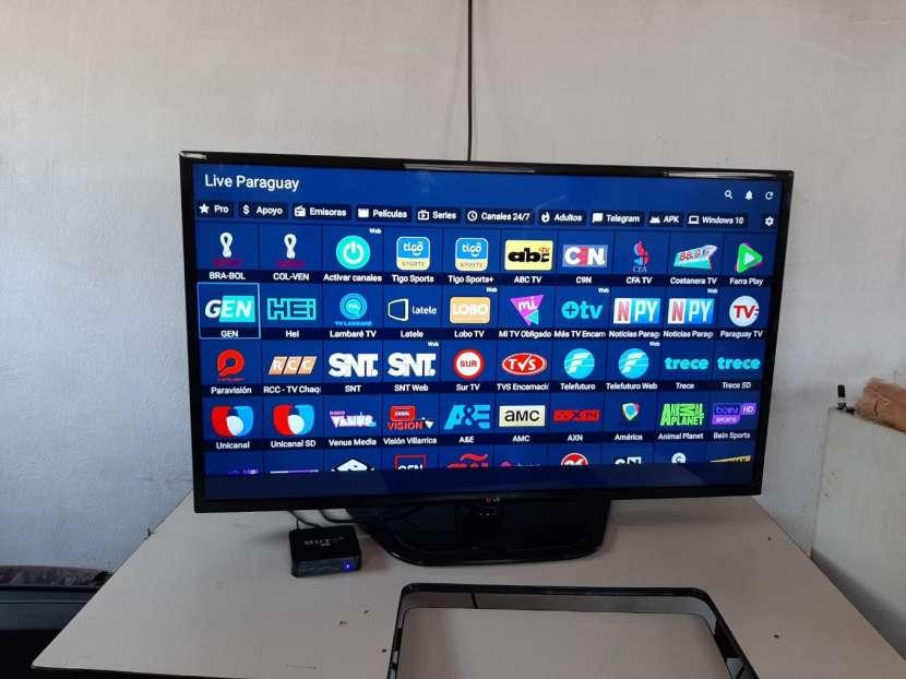 TV LG 32 pulgadas con smart 4K - 1