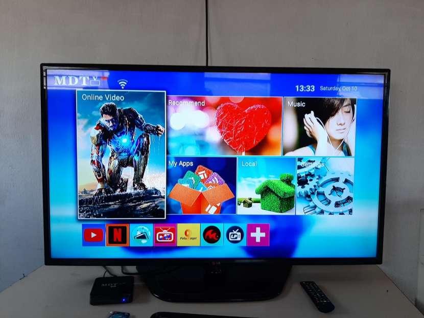 TV LG 32 pulgadas con smart 4K - 2