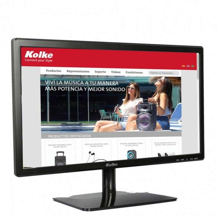 Monitor Kolke LED 21.5 pulgadas FHD KES - 0