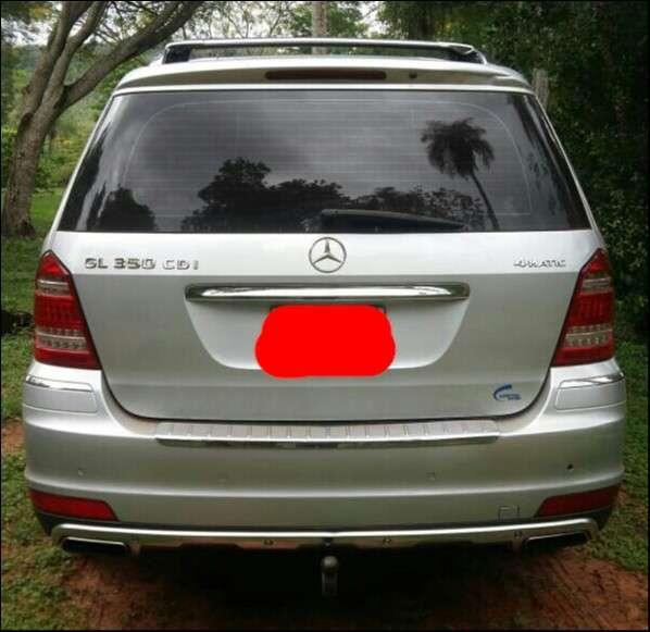 Mercedes Benz GL 350 CDI 2012 - 4