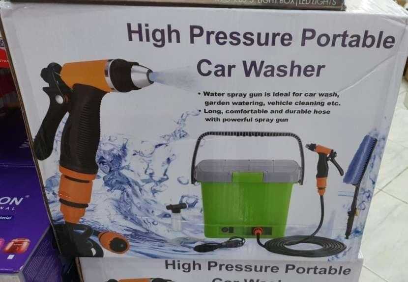 Lavadora de autos portátil - 1