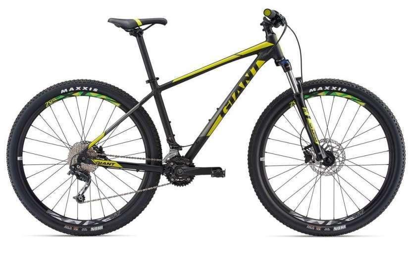 Bicicleta Giant Talon 2 semi nueva - 0