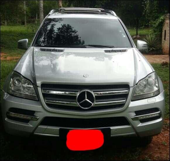 Mercedes Benz GL 350 CDI 2012 - 2