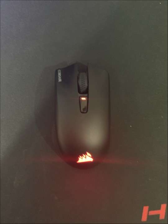 Mouse gamer Corsair Harpoon RGB wireless - 2