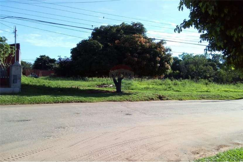 Terreno en San Lorenzo zona nueva municipalidad - 1