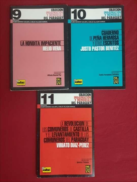 Colección Imaginación y Memorias del Paraguay - 2
