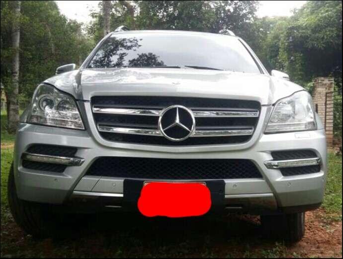 Mercedes Benz GL 350 CDI 2012 - 1
