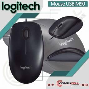 Mouse USB Logitech M90