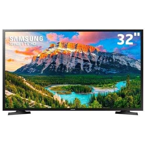 Smart TV Samsung de 32 pulgadas - 0