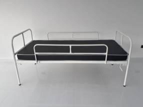 Cama articulable de 2 manual con colchón