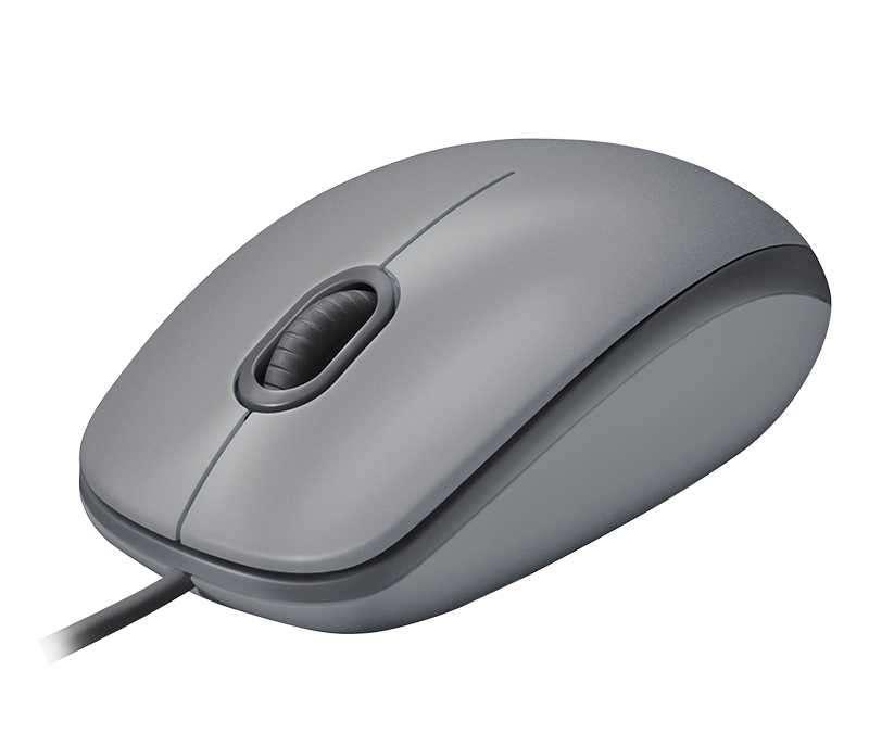 Mouse USB Logitech M110 - 2