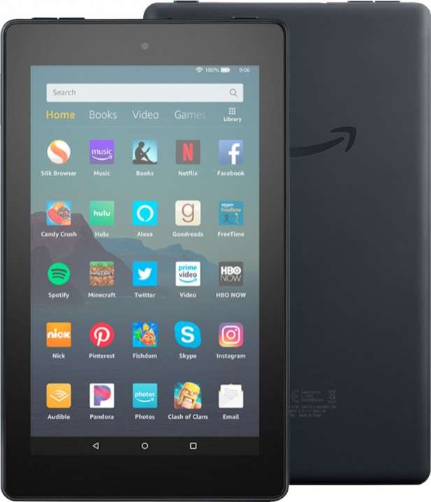 Tablet Fire 7 Amazon de 16 gb a wifi - 0