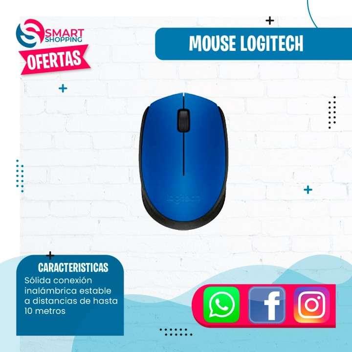 Mouse USB Logitech - 0