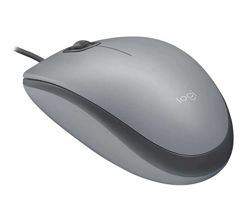 Mouse USB Logitech M110 - 1