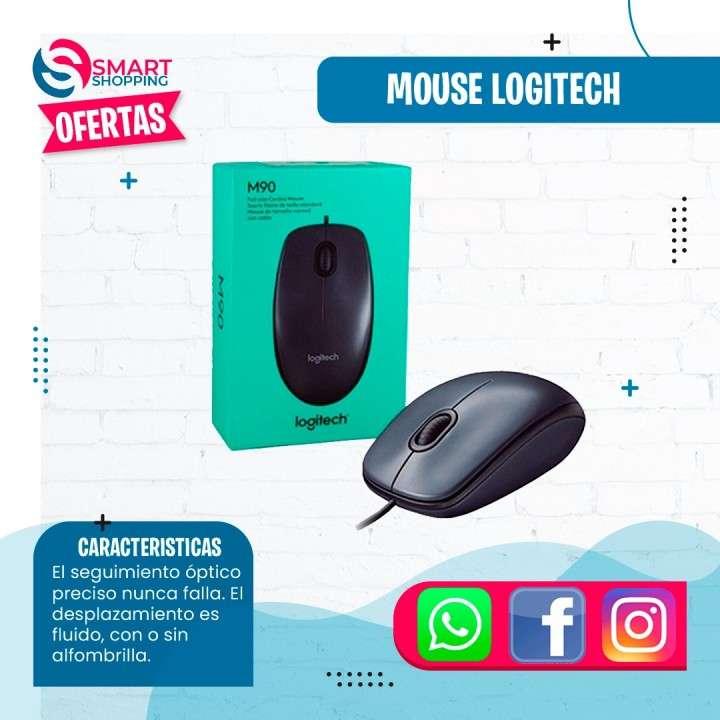Mouse Logitech - 0