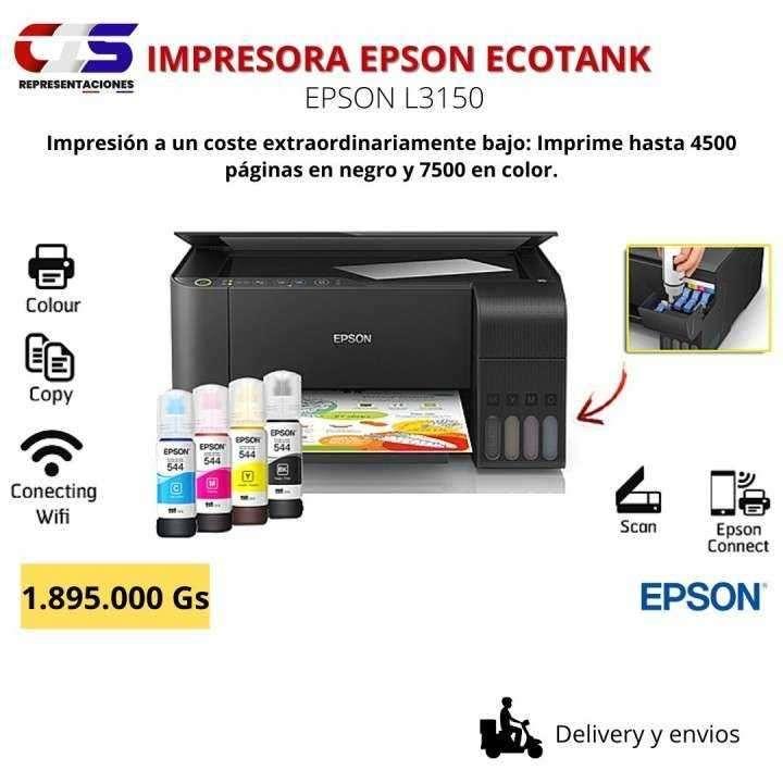 Impresora Epson L3150 - 0