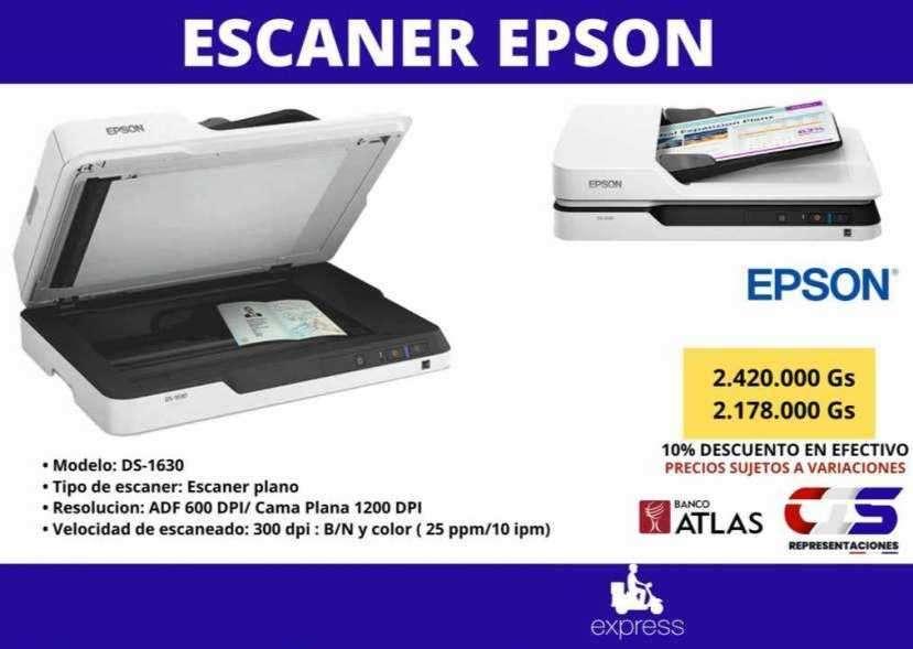 Escáner Epson - 0