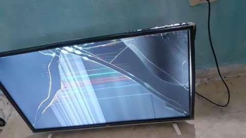 Smart tv 32 pulgadas para repuesto - 1