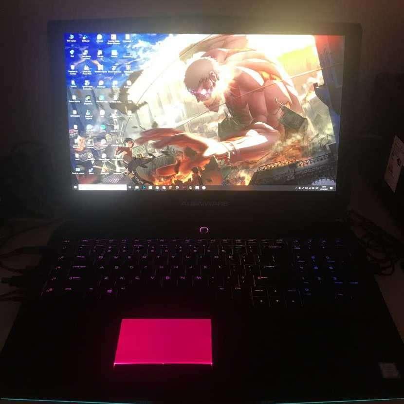 Notebook gamer Alienware - 0