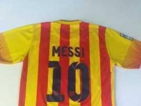 Remera original del Barcelona talle M
