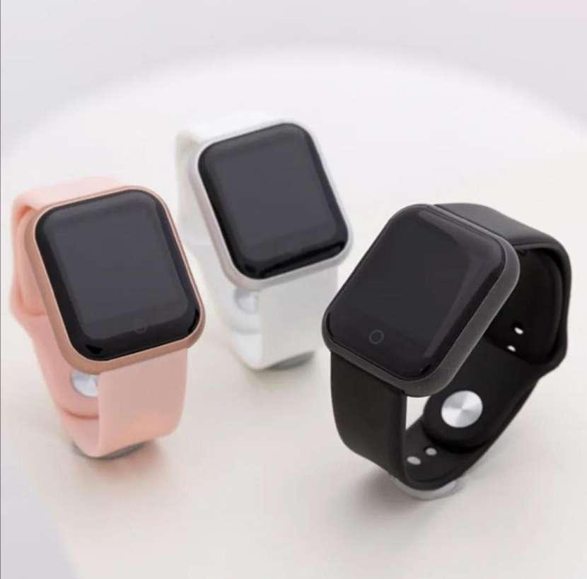 Smartwatch D20 - 0