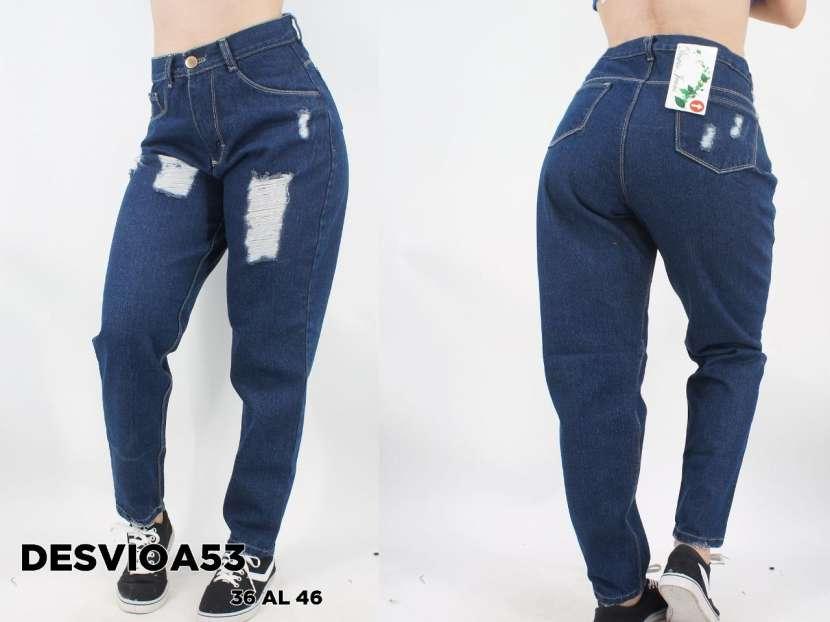 Jeans mon con roturas DesvioA53 - 0
