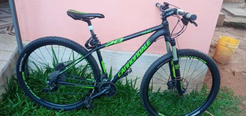 Bicicleta Cannondale aro 29 - 0