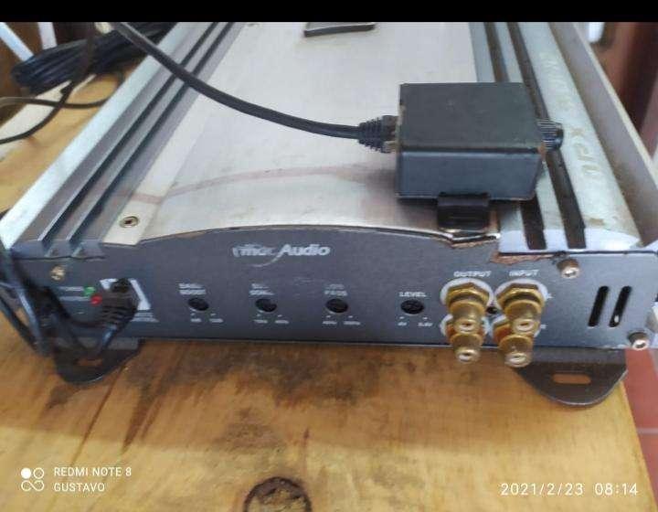 Amplificador mono Mac - 0
