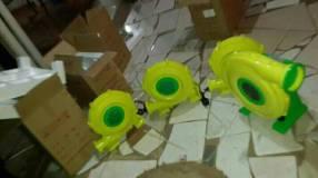 Fabricación reparación y venta de globo loco